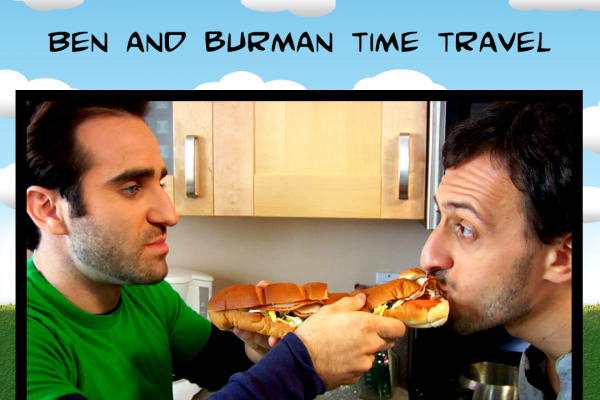 Ben and Burman Time Travel