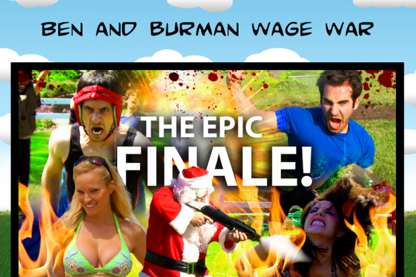 Ben and Burman Wage War