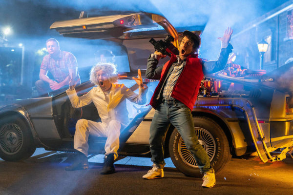"Ben & Jensen Wrap Production on ""Back to the 80s"""
