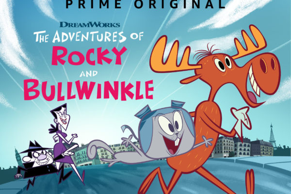 "Ben Giroux Recurs on Amazon's ""Rocky & Bullwinkle"""